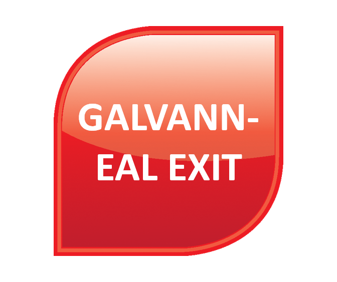 CGL - Galvanneal Exit