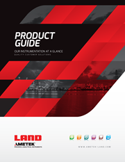 AMETEK Land Product Guide