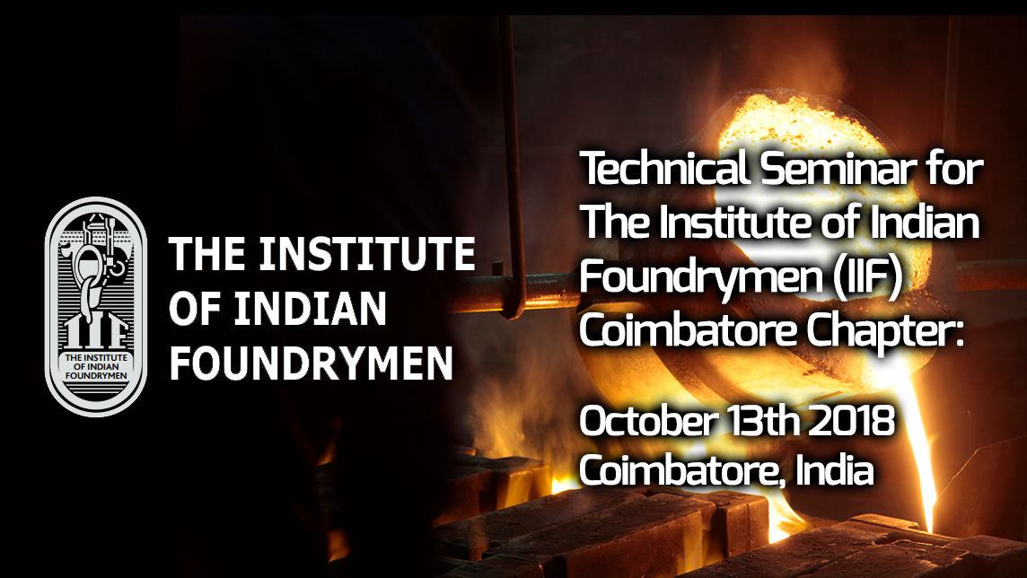 The Institute of Indian Foundrymen Seminar