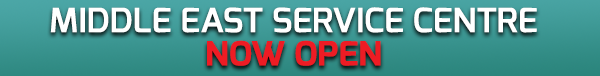 Middle East Service Centre Now Open