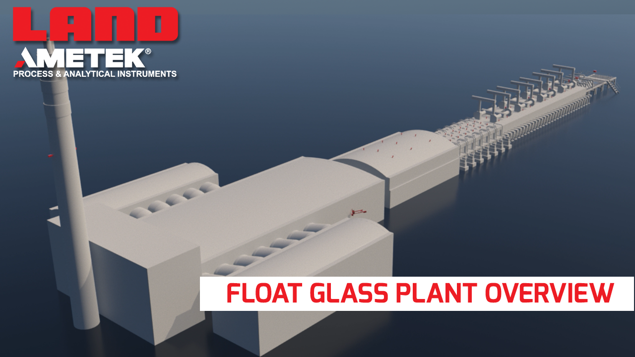 Float Glass Plant Overview