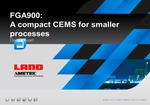 FGA Series: A Compact CEMS for Smaller Processes