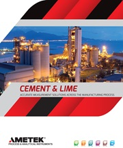 Cement & Lime Industry Brochure