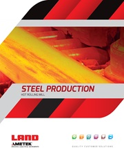Steel Production - Hot Rolling Mill Industry Brochure