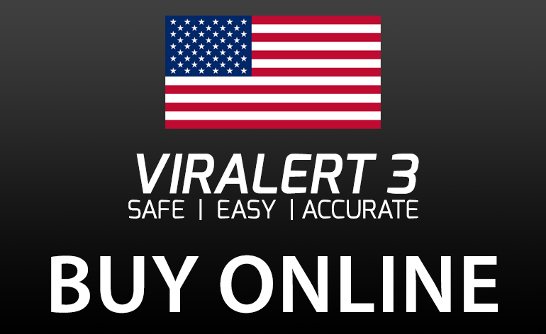 VIRALERT 3 Skin Temperature Scanning System Now Available Online to US Customers