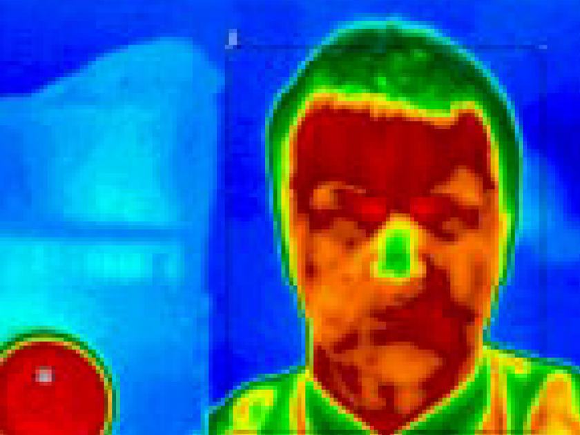 HBTMS Thermal Image
