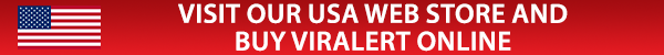 VISIT OUR USA WEB STORE AND BUY VIRALERT ONLINE
