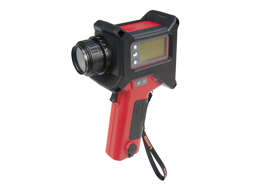 Cyclops L: Handheld Portable Non-Contact IR Thermometer